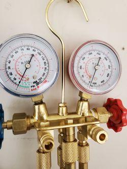 Pressure gauges Thumbnail