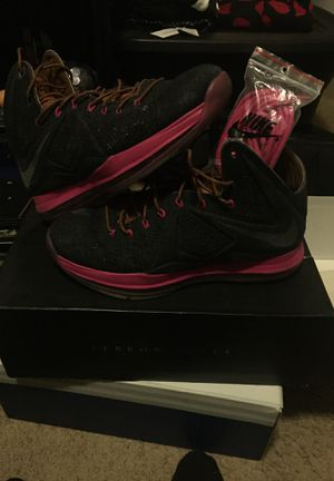 Lebron x ext for Sale in Chevy Chase, MD