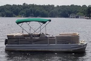 New And Used Pontoon Boat For Sale In Rockford Il Offerup