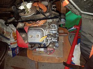 Photo 18 horse V twin engine