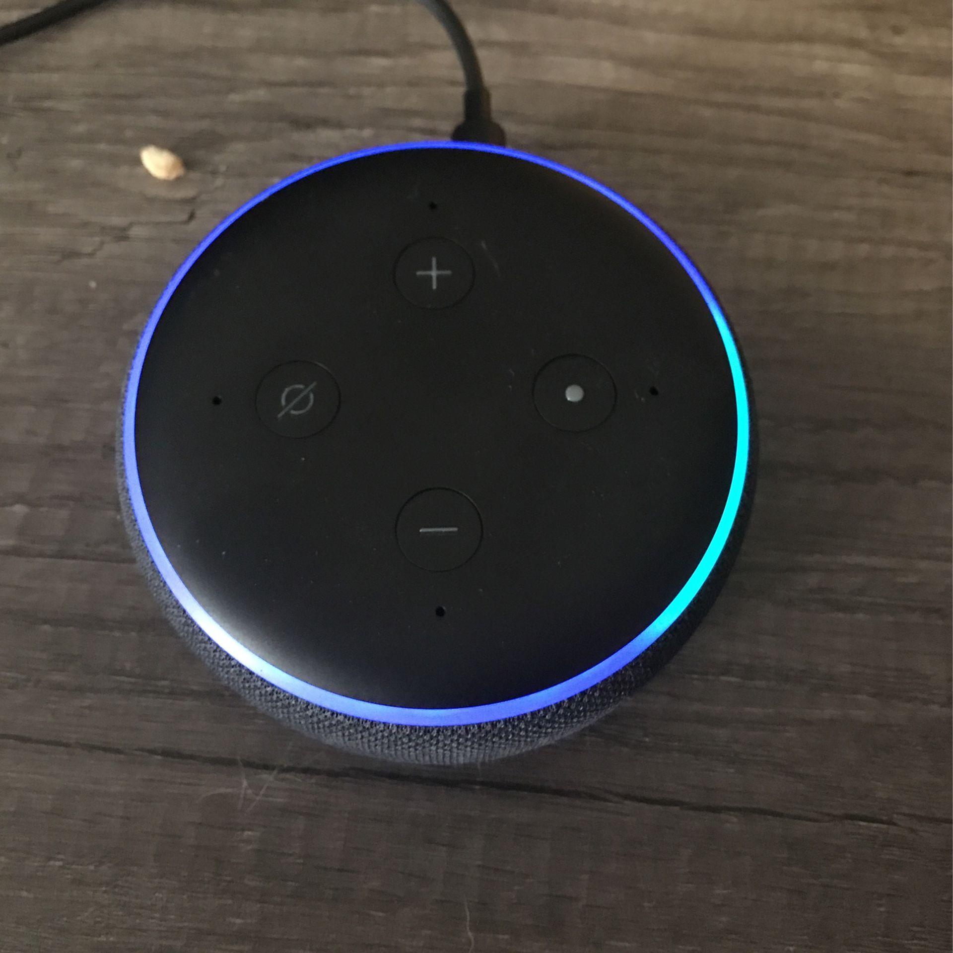Amazon Echo Dot Gen 3