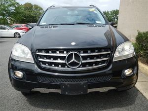2008 Mercedes Benz ML 350 4MATIC for Sale in Fairfax, VA