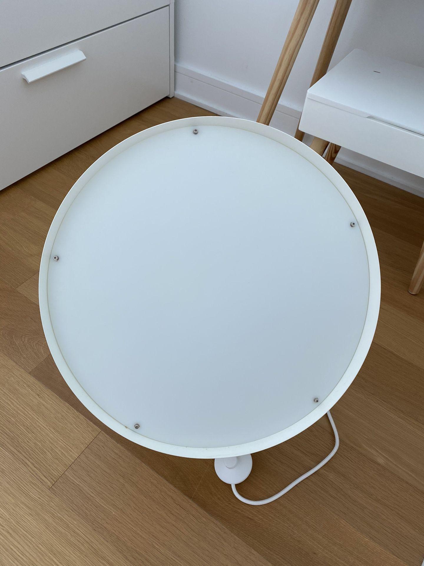 Brand New Assembled IKEA LED Lamp