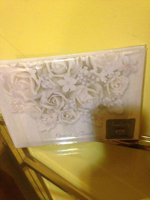 Wedding Guest book for Sale in Ellicott City, MD