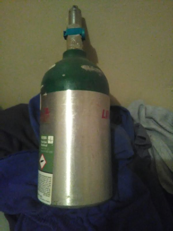 Oxygen Tank For Sale >> Mini Oxygen Tanks For Sale In Wichita Ks Offerup