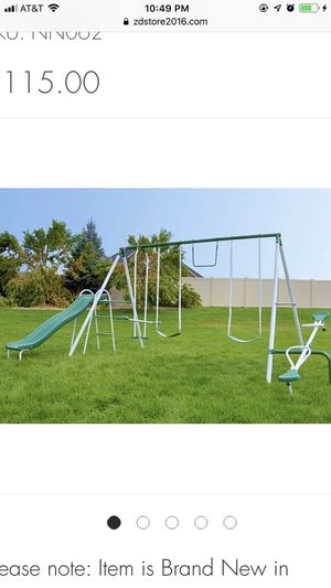 New And Used Swing Sets For Sale In Katy Tx Offerup