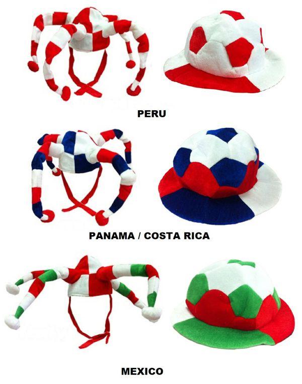 282a420b9e9 ... sweden world cup russia 2018 hats clown soccer peru mexico panama costa  rica for sale in