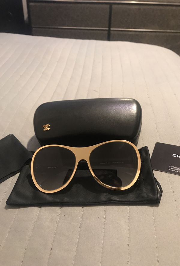 f58fcbe07ab252 Chanel sunglasses for Sale in Los Angeles, CA - OfferUp