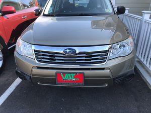2009 Subaru Forester for Sale in Arlington, VA