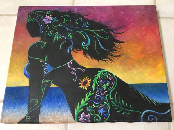 f19ff67df0506e Acrylic paintings for Sale in Lake Worth, FL - OfferUp