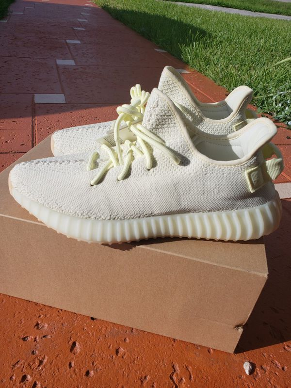 36df7719e Adidas Yeezy Boost 350 Butter Size 11 BRAND NEW for Sale in North ...