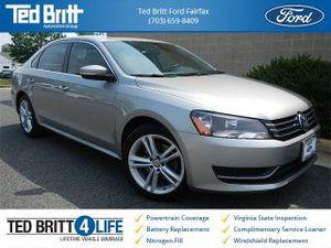 2014 Volkswagen Passat SE for Sale in Fairfax, VA