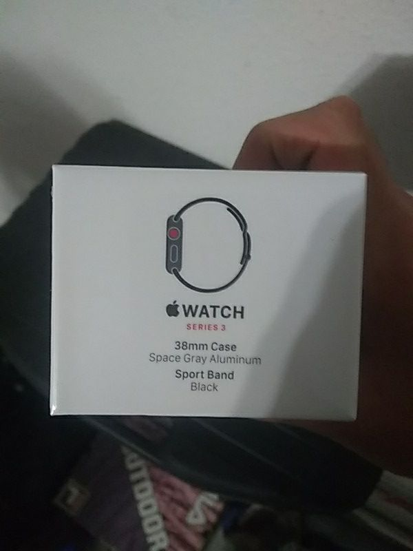 Apple iWatch series 3 GPS+Cell for Sale in Kissimmee, FL - OfferUp