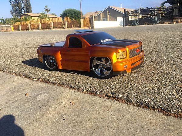 Rc traxxas slash custom gmc body for Sale in Chino Hills, CA - OfferUp