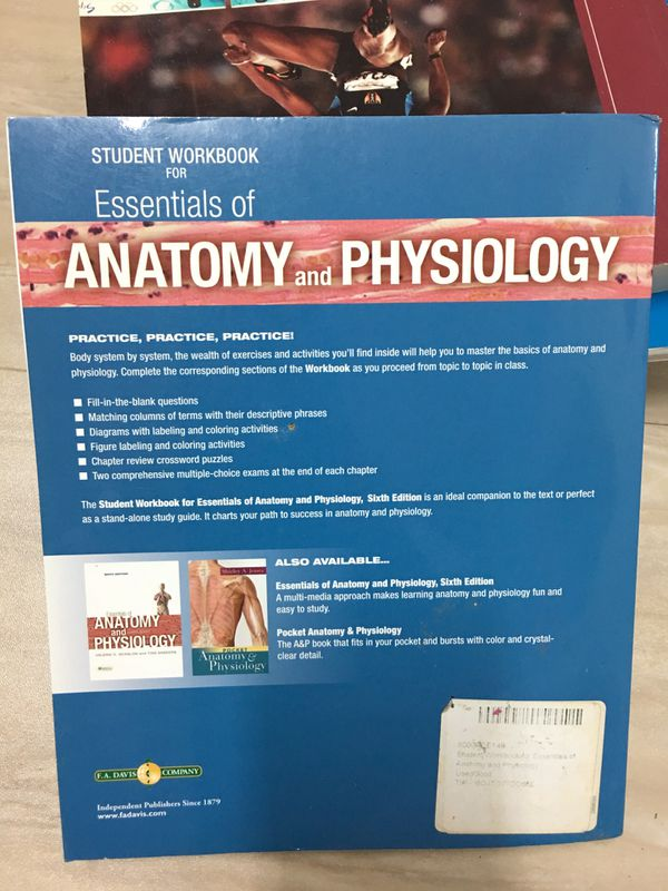 Human Anatomy and Physiology Volume 2 for Sale in Queens, NY - OfferUp