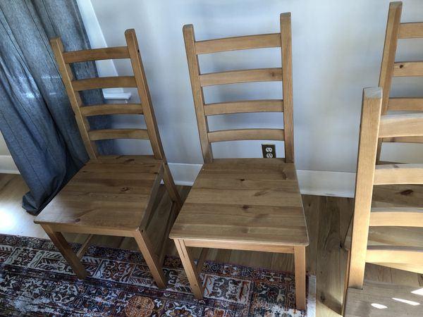 4x Ikea Kaustby Chairs For Sale In Seattle Wa Offerup
