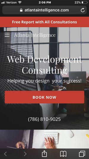 Mobile Apps , Websites ,Software for Sale in Atlanta, GA
