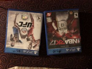 PS4 games for Sale in St. Louis, MO