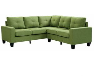 Lime Green Sectional Couch Great Condition For In Irving Tx