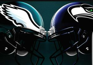 Hawks eagles 4 tix section 308 $175 each for Sale in WA, US