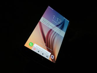SAMSUNG GALAXY S6 works great great condition...carrier T-Mobile Thumbnail