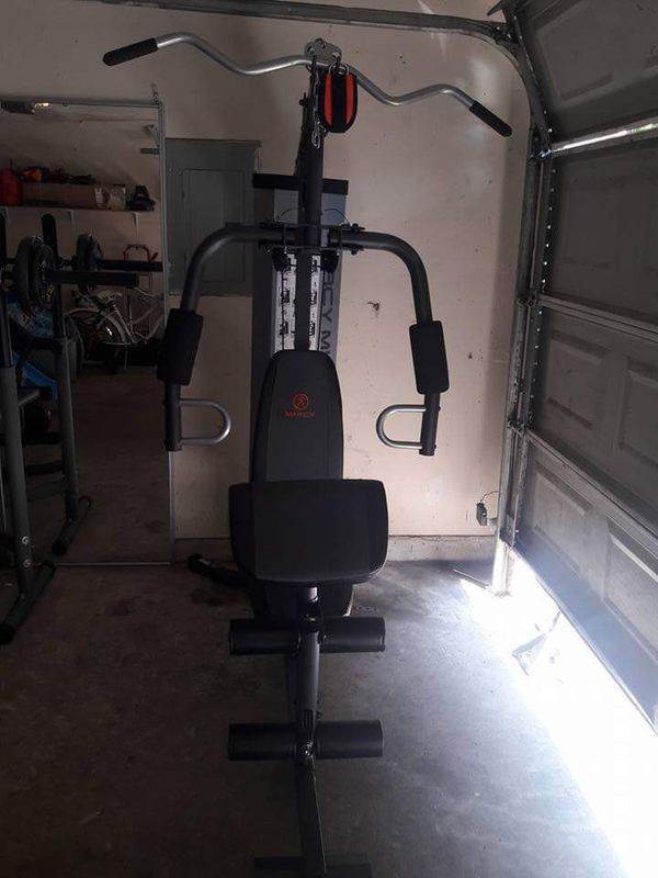 Complete home gym for garage for sale in houston tx offerup