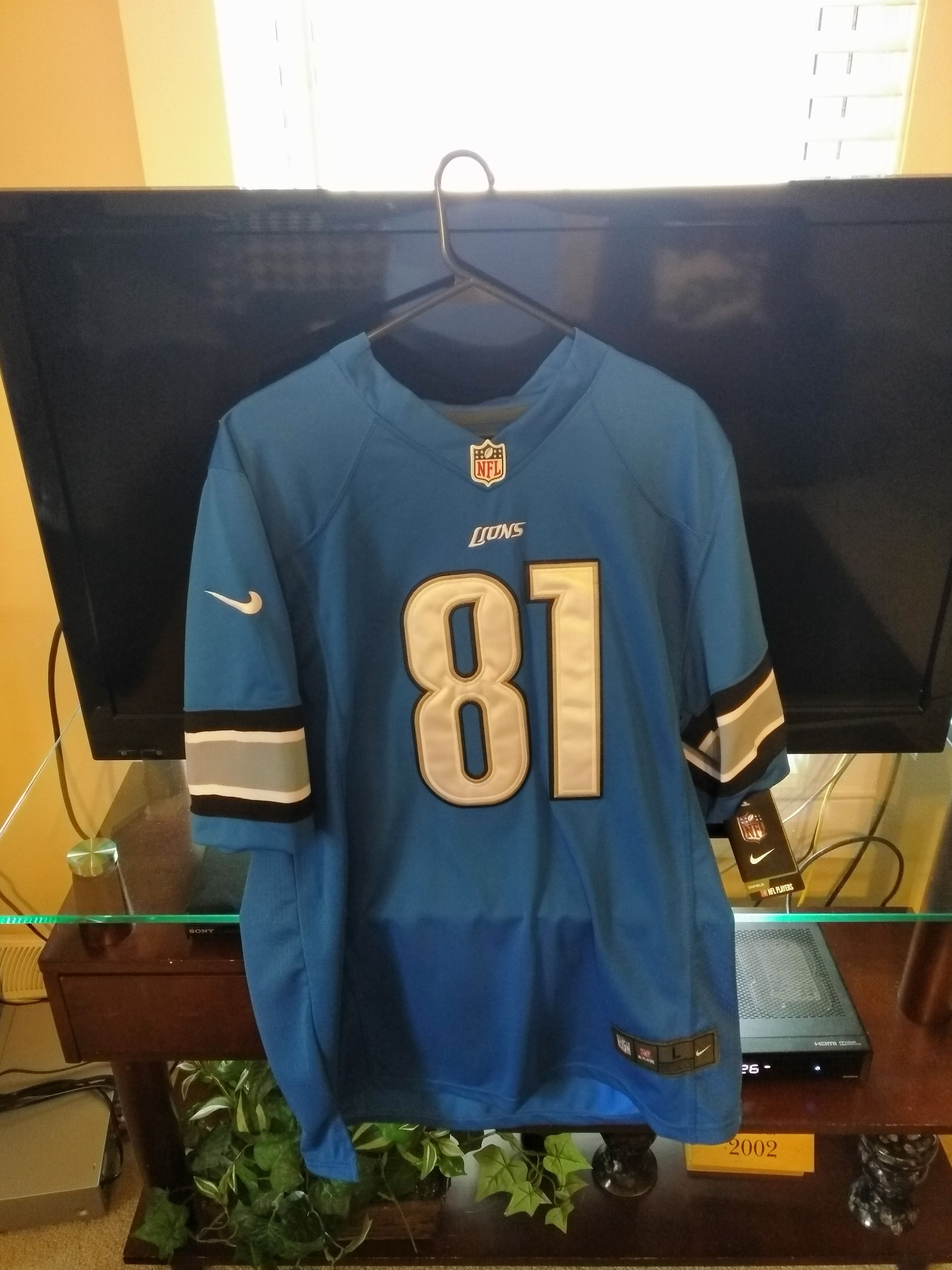 lions jersey for sale