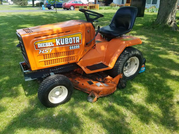 Kubota Diesel Lawn Mower For Sale In Galloway Oh Offerup