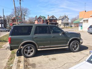 2000 Ford Expedition(Eddie Bauer) for Sale in Columbus, OH