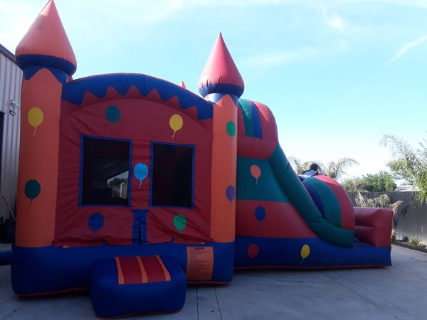 Marvelous Slide Bounce House For Sale In Merced Ca Offerup Best Image Libraries Ponolprimenicaraguapropertycom