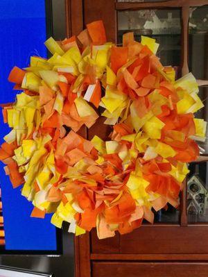 Homemade wreath for Sale in Lynchburg, VA