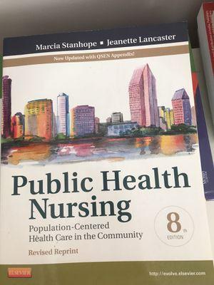 Public health nursing 8 Ed for Sale in Alexandria, VA