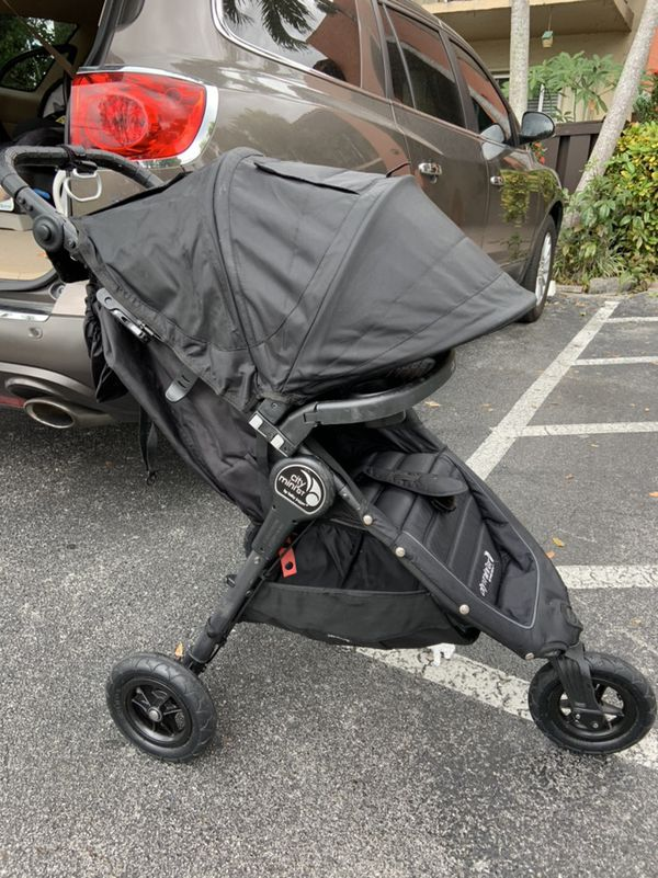 Baby Jogger City Mini Gt Single Jogger Stroller For Sale In Miami Fl Offerup