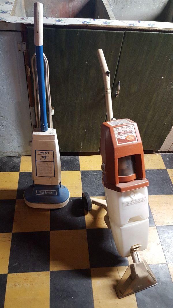 Regina Carpet Steamer and Rug Shampooer. Springfield, MA