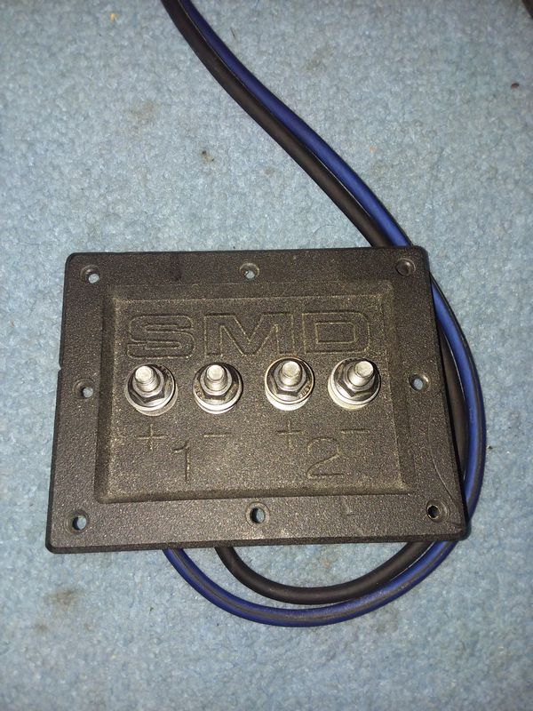 Smd sub box distro plate for Sale in Erie, PA - OfferUp