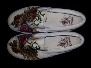 Craven tattoo shoes for Sale in Manassas, VA