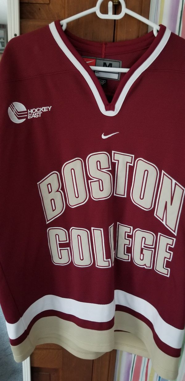 Boston College Hockey Jersey for Sale in Scituate 130aff9b93e