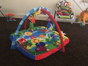 Baby play mat/gym for Sale in Fairfax, VA