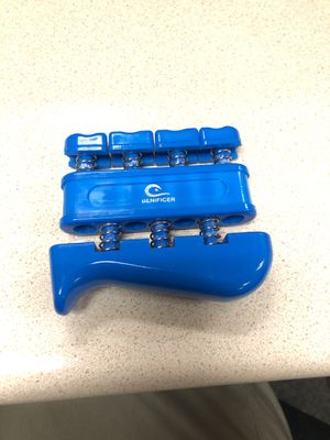Finger grip hand exerciser for Sale in Raleigh, NC