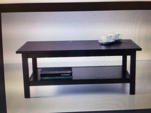Tv table- wooden for Sale in Sanford, FL