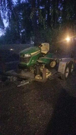 Lots and lots of John deer parts for sale for Sale in Eatonville, WA