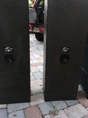 KLH Tower Speakers AV-55 for Sale in Orlando, FL