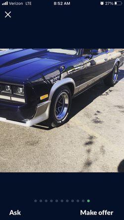 1984 Chevrolet El Camino Thumbnail