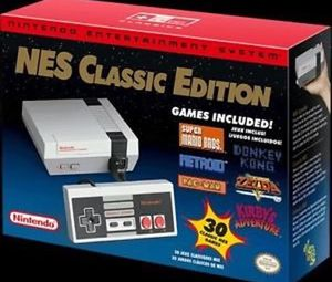 Brand new** Authentic NINTENDO NES CLASSIC Console! for Sale in Westminster, CA