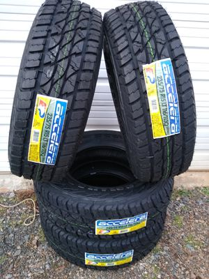 Photo LT235/75/15 NEW ALL-TERRAIN ALL SEASON TIRES