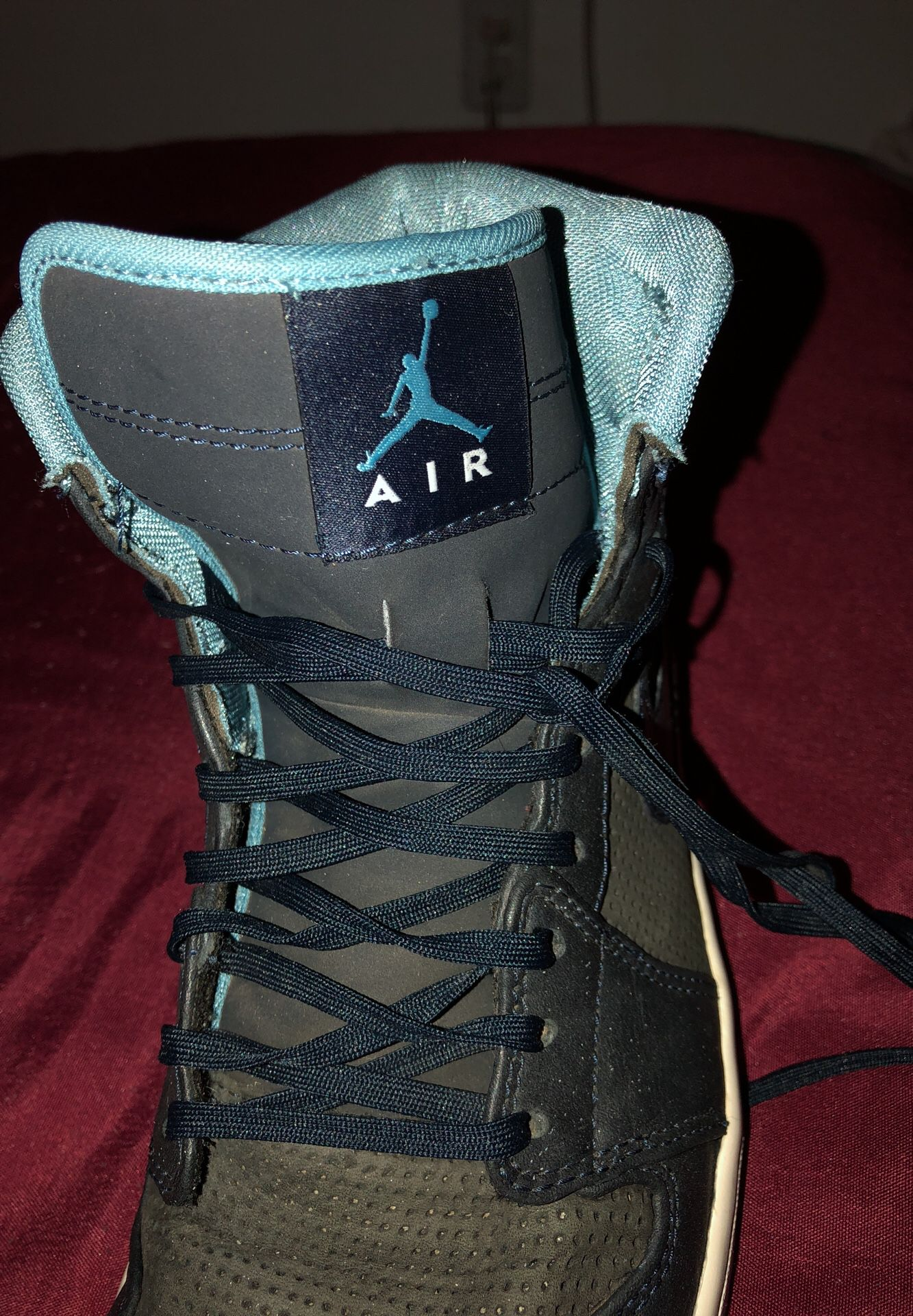 Air Jordan retro 1's