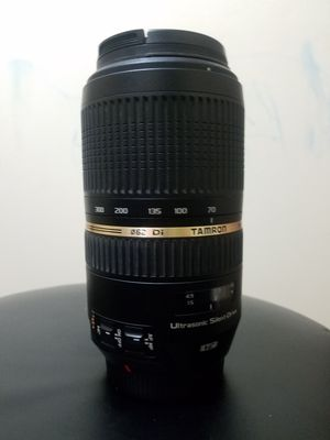 Tamron SP 70-300mm f/4-5.6 Di VC USD Telephoto Zoom Lens for Canon Digital (A005) for sale  Bentonville, AR