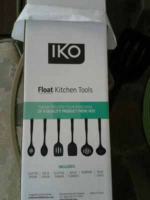 IKO set of kitchen tools for Sale in Springfield, VA