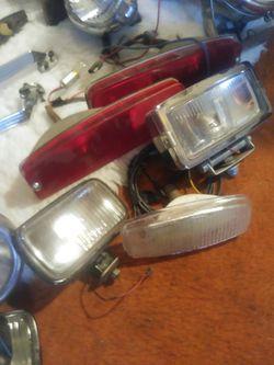 Vintage car items .. Thumbnail
