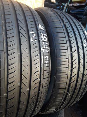 235/45-17 #2 tires for Sale in Alexandria, VA